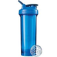 Blender Bottle, Спортивный шейкер-бутылка BlenderBottle PRO32 Cyan, 900 мл