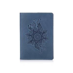 "Обложка для паспорта  HiArt PC-01 Shabby Lagoon ""Mehendi Classic"""