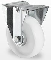 Колесо неповоротное с роликовым подшипником 100 мм, полиамид (Германия)
