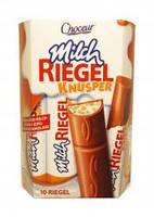 Шоколадные батончики Chateau Milch Riegel Knusper (10 шт) (223 г) (Германия)