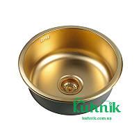 Мойка кухонная Zorg SZR-450-Bronze