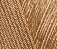Пряжа Alize Diva карамель №369 летняя для ручного вязания