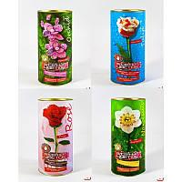 """Детский Набор для творчества """"Бисерный цветок"""" ТМ Danko Toys 02701"""