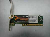 Wi-Fi адаптер D-Link DWA-510 PCI, фото 1