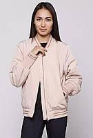 Куртка бомбер женская весенняя бренда Vila