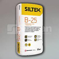 Универсальная смесь «Сухой бетон» SILTEK В-25, 25кг