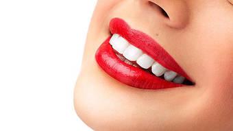 Какой помадой пользоваться, чтобы зубы выглядели белее