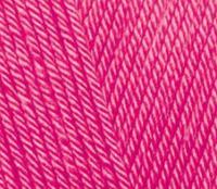 Пряжа Alize Diva малиновый №561 летняя для ручного вязания