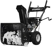 Бензиновый снегоуборщик HYUNDAI S 5555 (5.5 л.с.; самоходный)