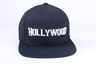 Снепбек черный Liberty - Hollywood, Black