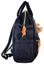 """Рюкзак подростковый """"Oxford"""" OX 386, темно - синий, 555650, фото 2"""