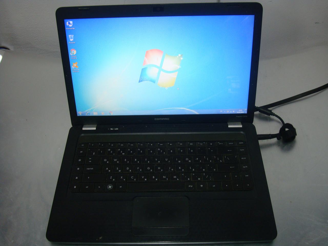 "Ноутбук HP Presario CQ56-170SR 15.6"" Intel Celeron 2.2 ГГц"