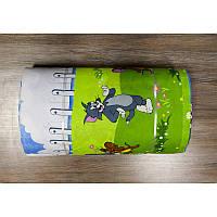 Ткань ранфорс Турция - Tom & Jerry 11339