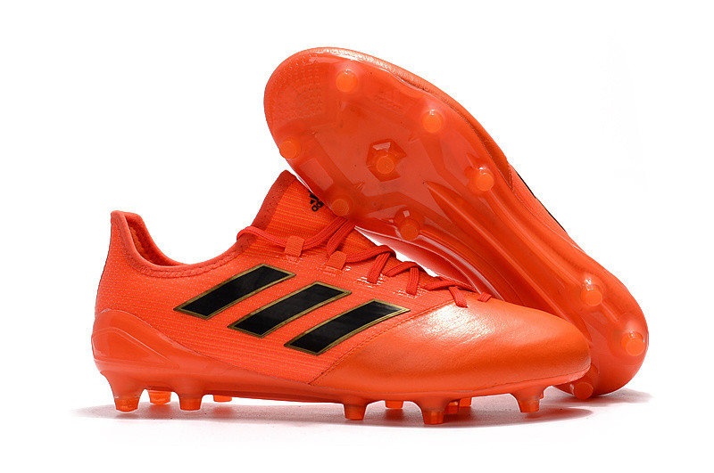 Бутсы 2018 Adidas ACE 17.1 Leather FG
