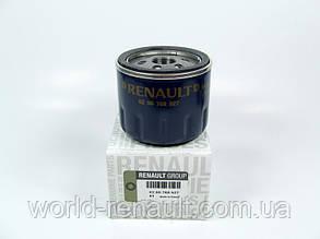 Renault (Original) 8200768927 - Масляный фильтр на Рено Логан, Логан MCV, Сандеро Stepway 1.5dci