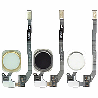 Шлейф кнопки меню для мобильного телефона Apple iPhone 5S