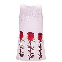 Платье детское Розы, фото 1