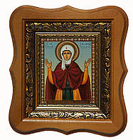 Мелания покровительница беременных именная икона
