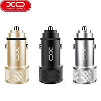 Автомобильное зарядное устройство XO CC-02 2.4A/1.0A