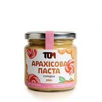 Арахисовая паста сладкая 180 грамм