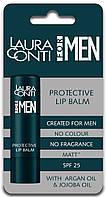 Захисний бальзам для губ LAURA CONTI FOR MEN