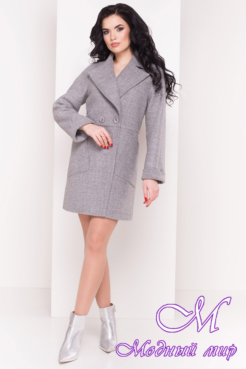 Женское молодежное пальто весна-осень (р. S, M, L) арт. Модика 4552 - 21619