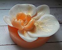 Силиконовая форма для мыла 3Д Орхидея
