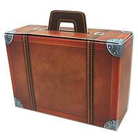 Блок для заметок «Кожаный чемодан»