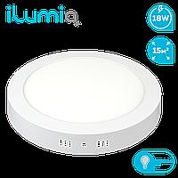 Потолочный светильник,светодиодный Накладной  037 ML-18-220-NW
