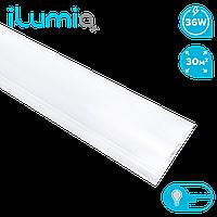 Линейный светильник,светодиодный Ilumia 36Вт, 1200мм, 4000К (нейтральный белый), 3000Лм (079)