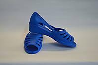 Туфли женские пена синие Dreamstan