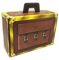 Блок для заметок «Чемодан с карманом»