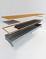 Внутрипольный конвектор естественной конвекции Polvax KEM.330.3000.55