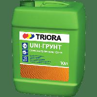 """UNI-грунт глубокого проникновения концентрат 1:2 """"TRIORA"""" 1,0 л"""