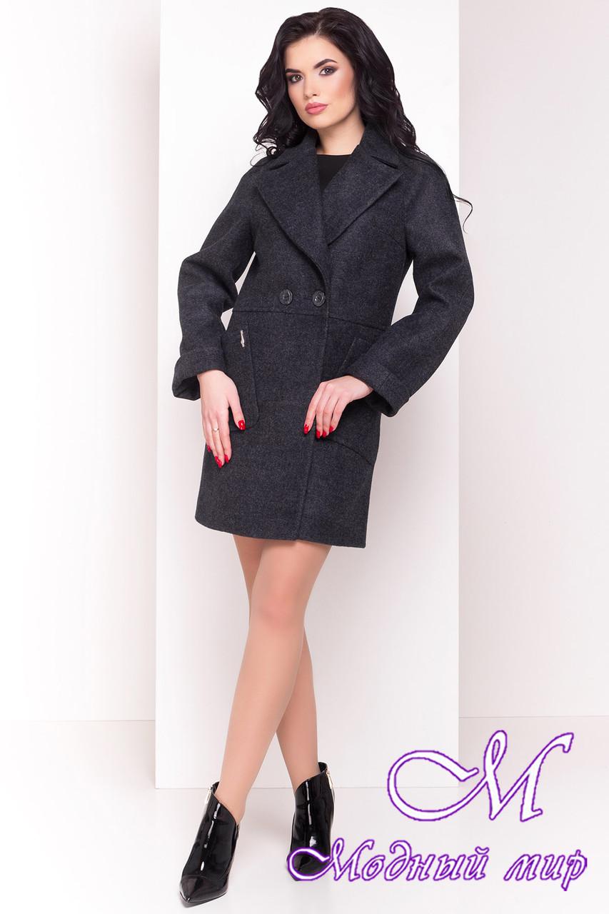 Стильное женское пальто весна-осень (р. S, M, L) арт. Модика 4552 - 21755