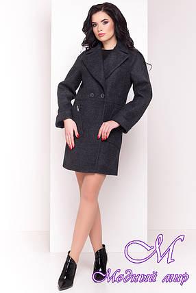 Стильное женское пальто весна-осень (р. S, M, L) арт. Модика 4552 - 21755, фото 2