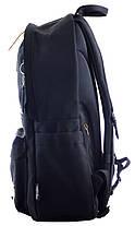 """Рюкзак подростковый """"Oxford"""" OX 402, темно - синий, 555677, фото 3"""