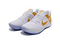 "Кроссовки Nike Kobe AD ""White/Gold"""