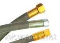 Рукав высокого давления штуцерованный (РВД) Кл.17 М 14*1,5 L= 400мм.