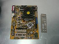 Материнская плата S754 ASUS K8N4-E SE с процессором Athlon и оперативной памятью