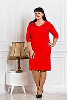 Женское платье большего размера 52-58