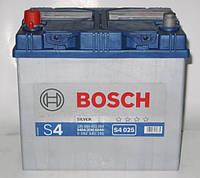 Аккумулятор автомобильный Bosch 6CT-60 S4 Silver (S40 250)