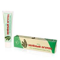 Гель для проблемной кожи лица «Зеленый огурец»  при угревой сыпи, склонности к воспалительным высыпаниям,