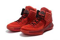 Детские баскетбольные кроссовки Air Jordan 32 (red), фото 1