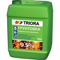 """Грунтовка глубокого проникновения концентрат 1:3 """"TRIORA"""" 10,0 л"""