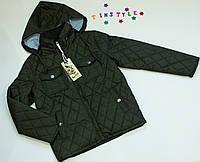 Куртка-парка демисезон  на мальчика  (рост 128-134 см), фото 1