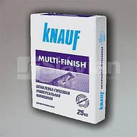 Шпаклевка гипсовая финишная Knauf MultiFinish, 25кг