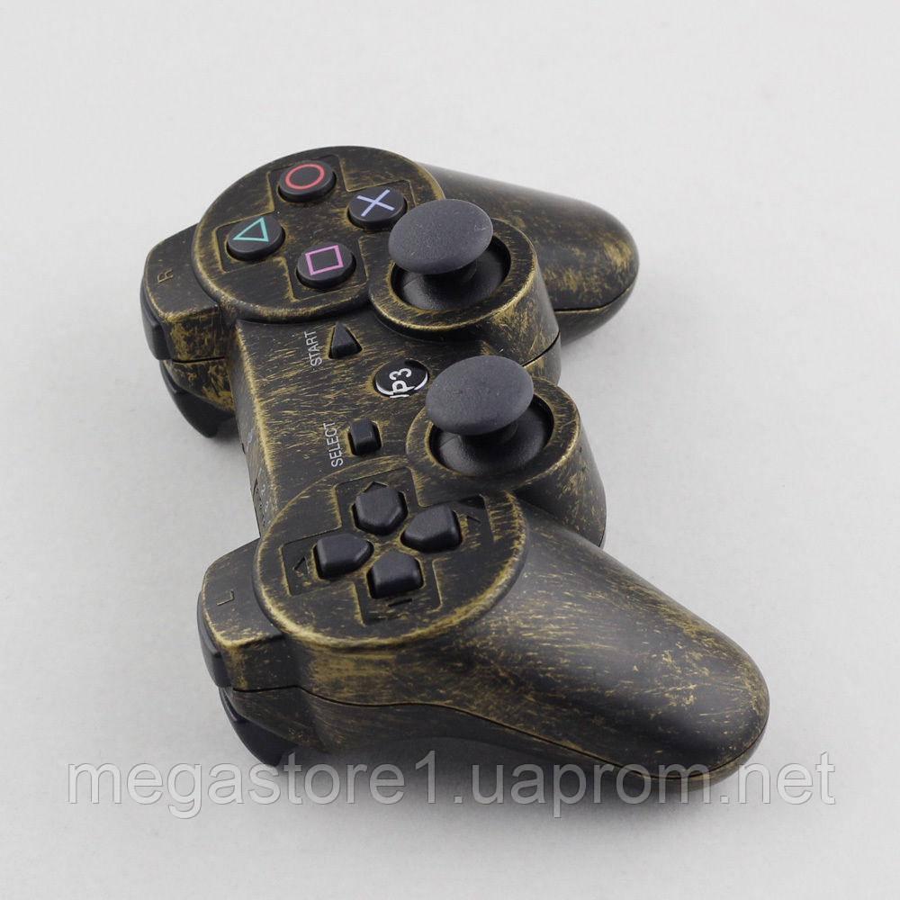 Геймпад джойстик PS3 SONY DUALSHOCK 3 Цвет Бронза