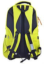 """Рюкзак подростковый """"Oxford"""" OX 405, желтый, 555685, фото 2"""