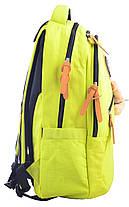 """Рюкзак подростковый """"Oxford"""" OX 405, желтый, 555685, фото 3"""